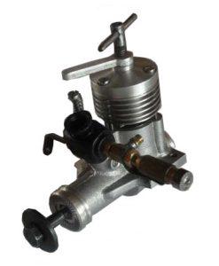 Diesel Engine Radio Controlled